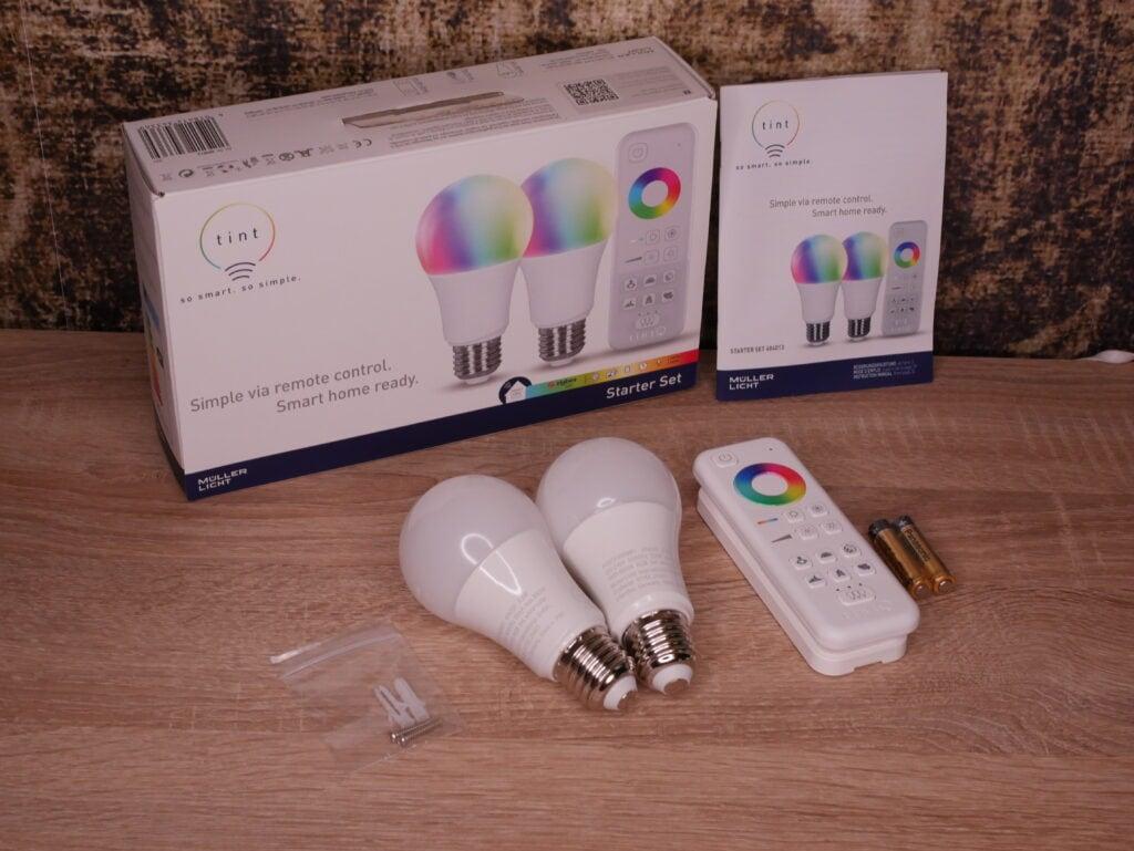 tint von Müller-Licht - Smartes Starter Set im Test 40