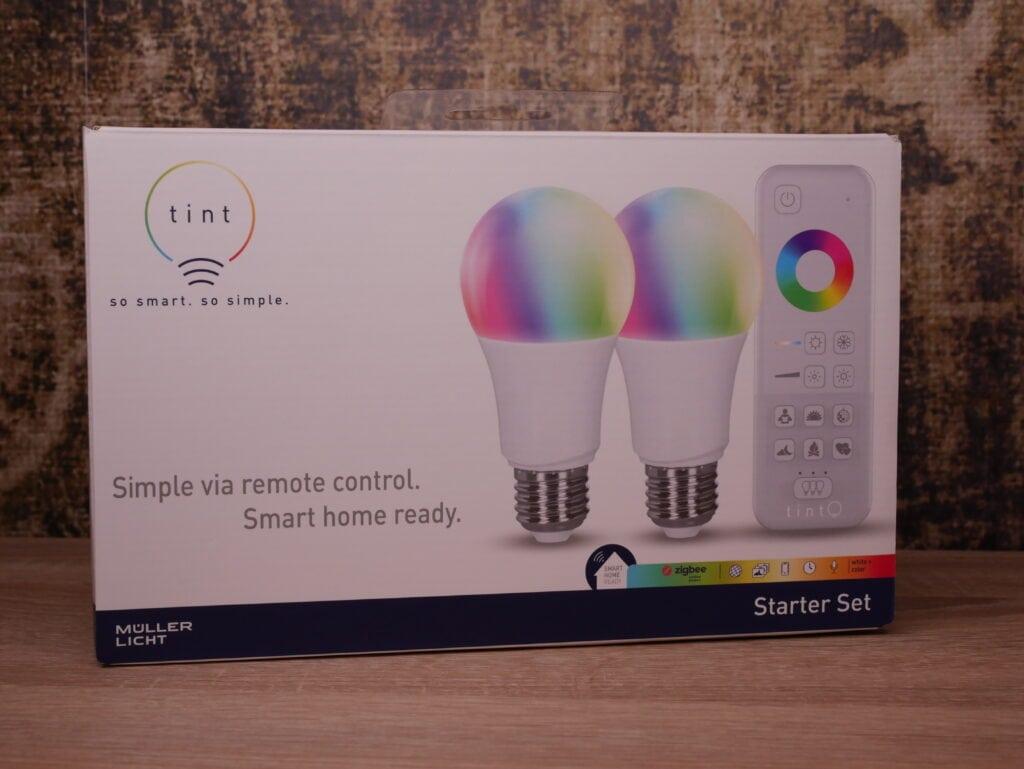 tint von Müller-Licht - Smartes Starter Set im Test 42