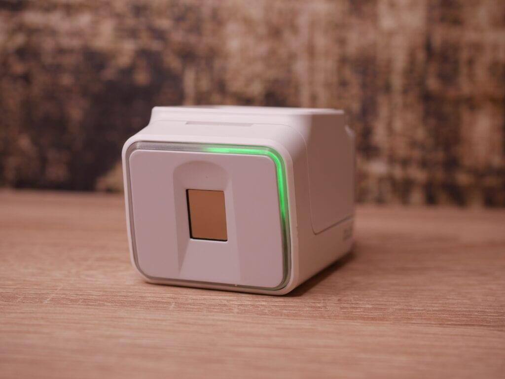 ekey uno Fingerprint für Nuki Smart Lock im Test 19