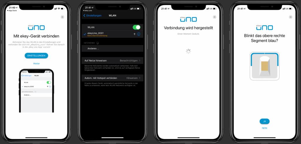 ekey uno Fingerprint für Nuki Smart Lock im Test 3