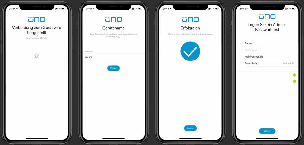 ekey uno Fingerprint für Nuki Smart Lock im Test 5