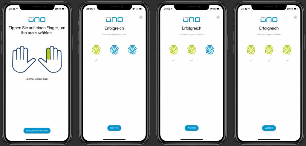 ekey uno Fingerprint für Nuki Smart Lock im Test 6