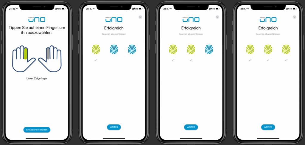 ekey uno Fingerprint für Nuki Smart Lock im Test 7
