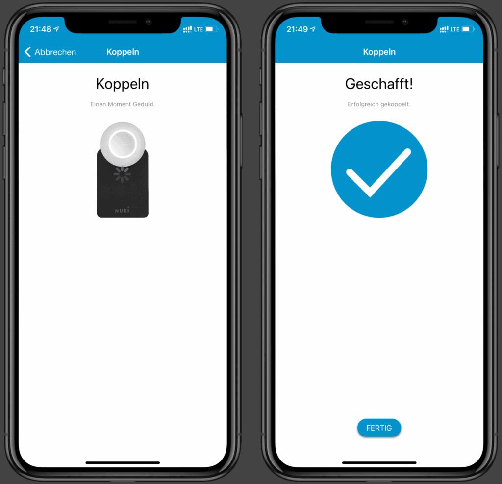 ekey uno Fingerprint für Nuki Smart Lock im Test 9