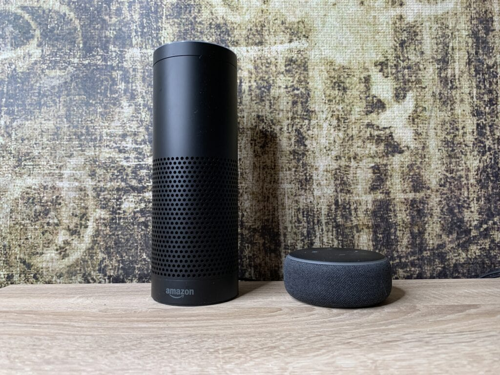 Amazon-Alexa-Echo