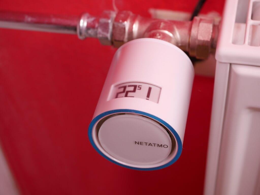 Netatmo Energy - Das smarte Heizkörperthermostatim Test 21