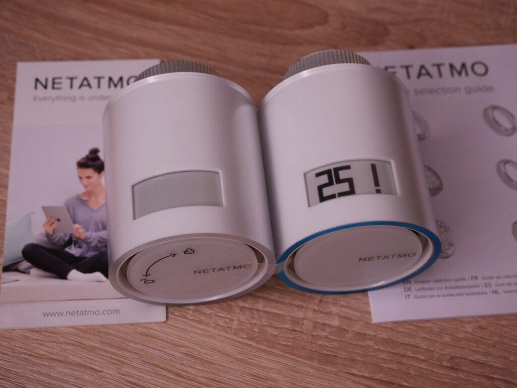 Netatmo Energy - Das smarte Heizkörperthermostatim Test 5