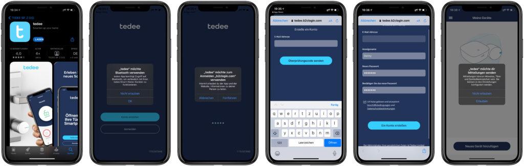 tedee Smart Lock im Test 10