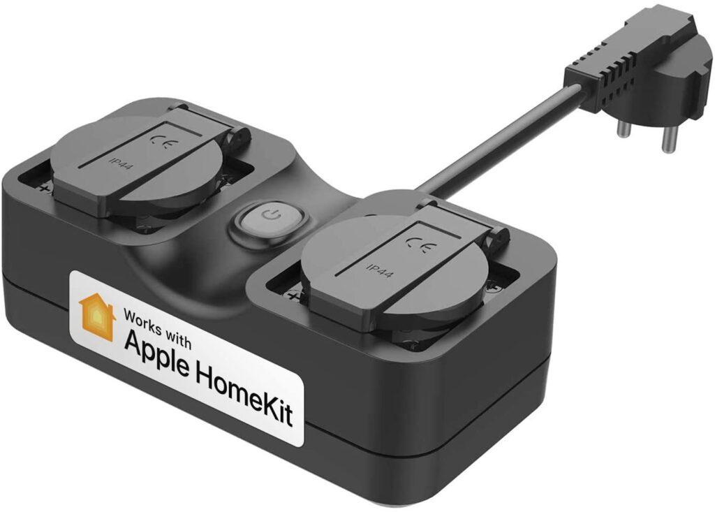 Die smarte Outdoor Steckdose mit Apple HomeKit von Meross im Test 18