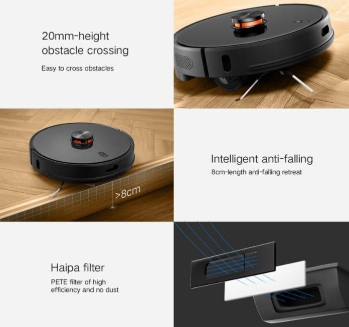 Lydsto R1 - Neuer Saugroboter mit Absaugstation aus dem Hause Xiaomi 3